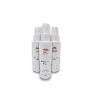 Confezione giorno Spray igienizzante mani - Acquista Online su Fisio.it