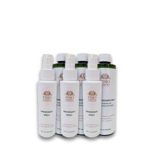 Confezione mix Gel igienizzante mani - Spray igienizzante mani - Acquista Online su Fisio.it