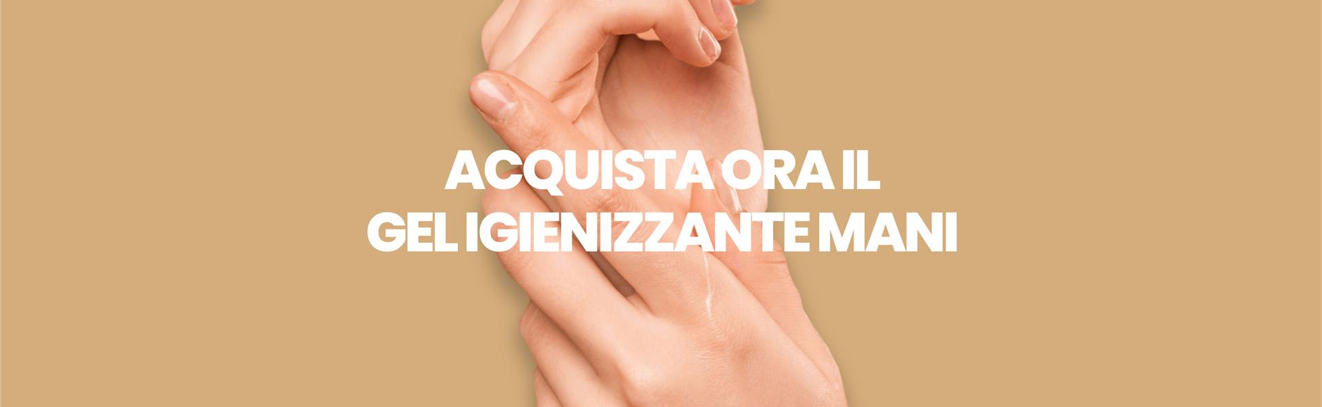 Gel igienizzante mani - Spray igienizzante mani - Acquista Online su Fisio.it - Mani che si toccano